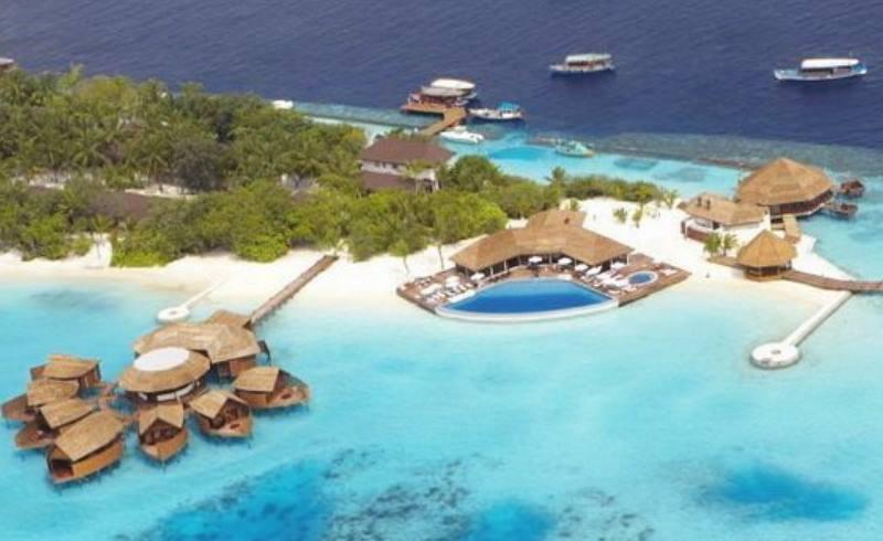 недорогой отдых на Мальдивах