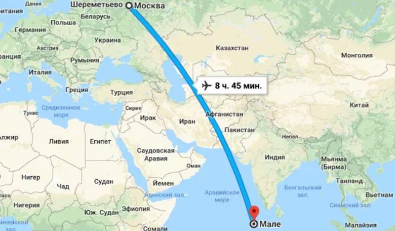 Самолеты этой компании отправляются из московского аэропорта